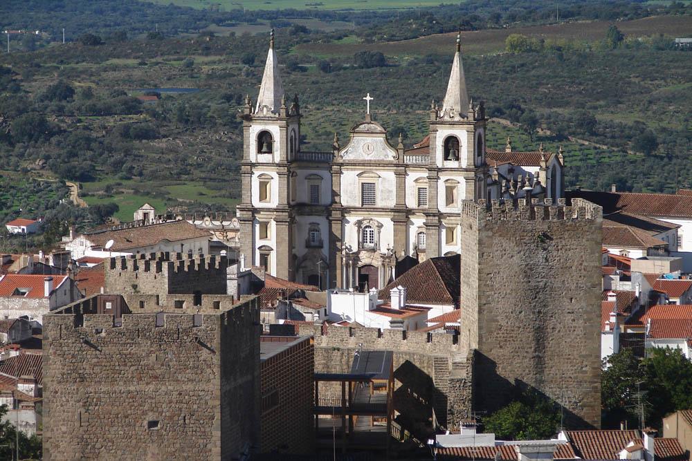 portalegre, capital alto alentejo. história e monumentos